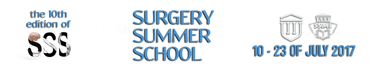 Surgery Summer School